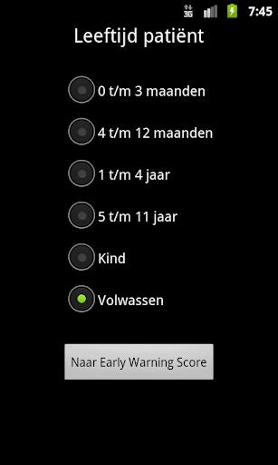 Early Warning Score