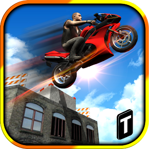 Hack City Bike Race Stunts 3D game