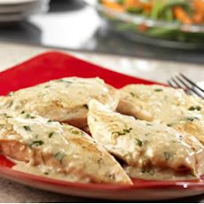 Chicken in Tarragon Cream Sauce