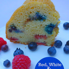 Two Berry Coffee Cake