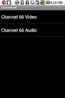 Screenshot of Channel 66