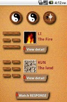 Screenshot of I Ching Lite