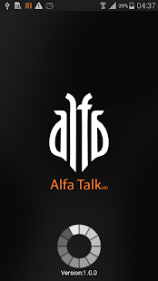 Alfa Talk HD - screenshot