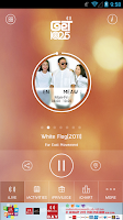 Screenshot of iRadio