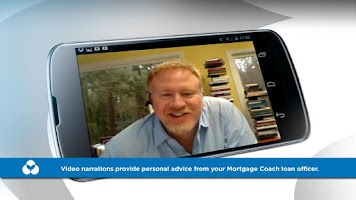 Screenshot of Mortgage Coach
