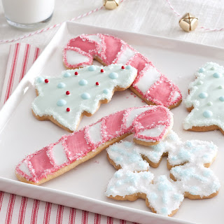 Christmas Peanut Free Cookies Recipes