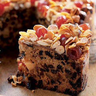 Festive Fruit & Nut Cake