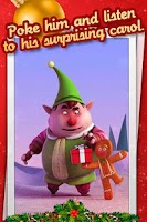 Screenshot of Talking Arnold the Elf Pro