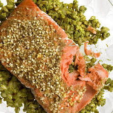Dukkah-Crusted Salmon Recipe