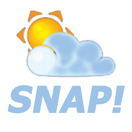 Snap Weather LOGO-APP點子