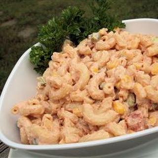 One - Two - Three - Mexican Macaroni Salad