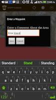 Screenshot of SDGFP Outdoors