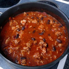 Dad's Homemade Chili