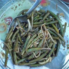 Cuban Green Bean Salad