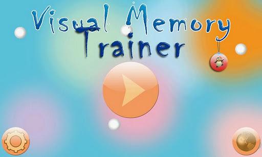 Visual Memory Trainer