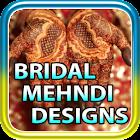 Bridal Mehndi Designs icon