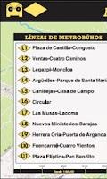 Screenshot of Madrid Plans