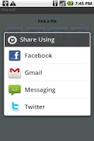 Screenshot of ShareIt-Lite