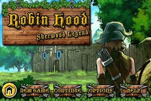 Screenshot of Robin Hood
