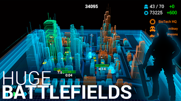 Screenshot of Zombie City Defense