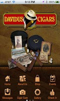 Screenshot of Davidus Cigars