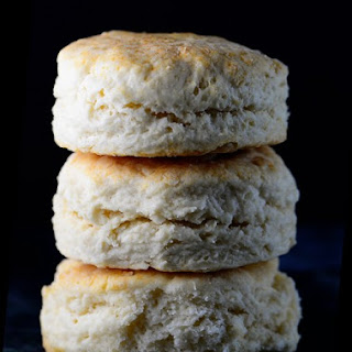 Two Ingredient Cream Biscuit