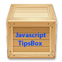 Javascript Tips Box icon