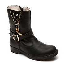 Step2wo Chrissie - Zip & Stud Boots BOOT