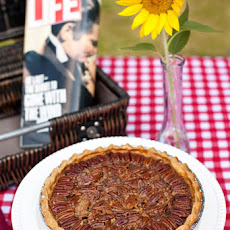 Bourbon-Orange Pecan Pie