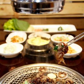 Korean Food by Jr Seii - Food & Drink Eating