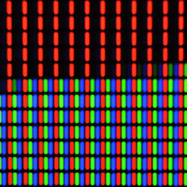 Pixel Mania by George Gacea - Abstract Macro ( macro, macbook, lcd, l.e.d., colo )