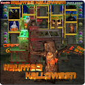 Haunted Halloween Slot Machine icon