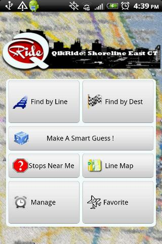 QikRide: Shoreline East CT