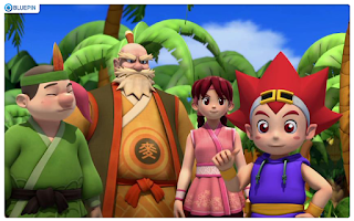 Screenshot of 마법천자문 (VOD 14~26편)