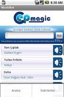 Screenshot of Müzik Kutusu