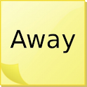 Auto-Away icon