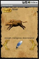 Screenshot of Totem Animals Taster