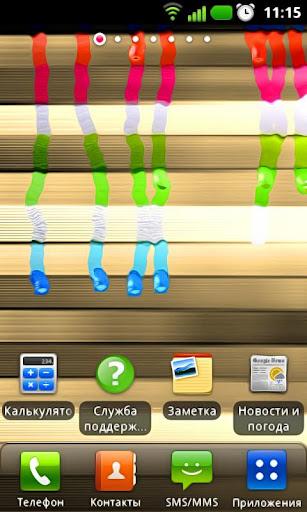 無料个人化AppのドロップスLiveWallpaperのライト|記事Game