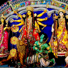 We, The Bengalis by Adhiraj Ghosh - News & Events Entertainment ( religion, kolkata, deity, festival, durga puja )
