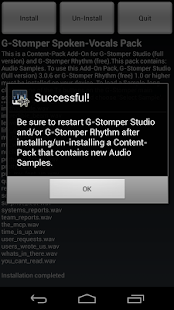 G-Stomper Spoken-Vocals Pack - screenshot