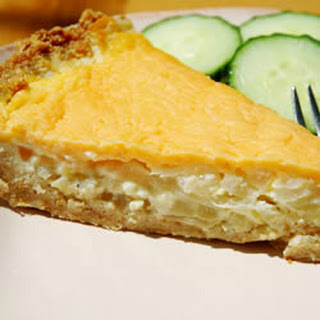 Sweet Vidalia Onion Pie