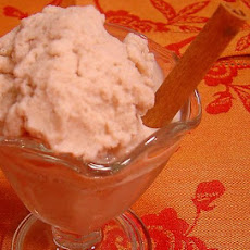 Cinnamon Ice Cream (