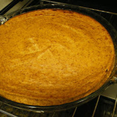 Crustless Low Carb Pumpkin Pie