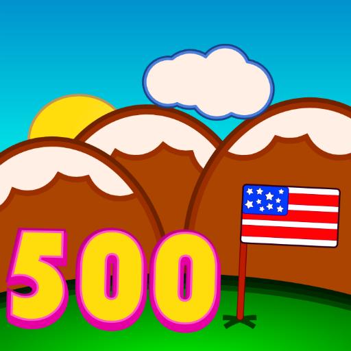 英文500字 LOGO-APP點子