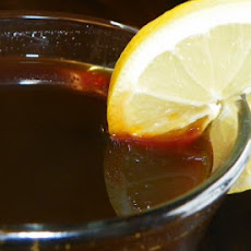 Hot Molasses Cider