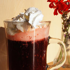 Bella Notte - Coffee With Raspberry Di Amore and Whipped Cream!