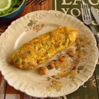 Shrimp Egg Omelet Recipes