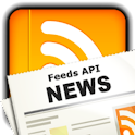 FeedsAPI RSS News Reader ★★★★★ icon