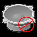 Mute Silent Widget icon