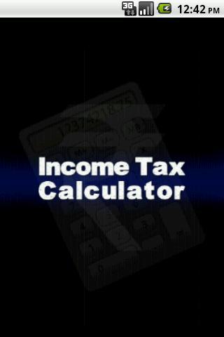 India Income Tax Calc Pro